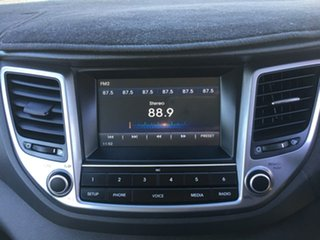 2015 Hyundai Tucson TL Active X White Sports Automatic