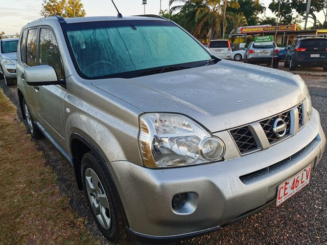 Used Nissan X-Trail T31 ST Pinelands, 2009 Nissan X-Trail T31 ST Silver 1 Speed Constant Variable Wagon