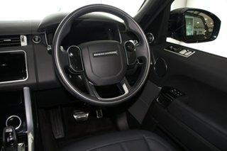 2021 Land Rover Range Rover Sport L494 21.5MY DI6 258kW HSE Dynamic Santorini Black 8 Speed