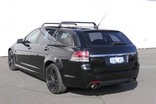 2015 Holden Commodore VF MY15 SV6 Sportwagon Storm Black 6 Speed Sports Automatic Wagon