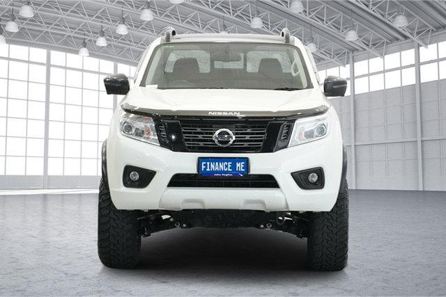 Used Nissan Navara D23 S3 ST-X Victoria Park, 2019 Nissan Navara D23 S3 ST-X White 7 Speed Sports Automatic Utility