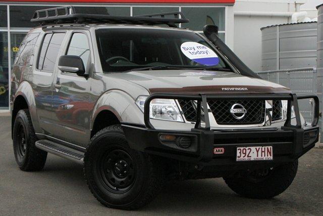 Used Nissan Pathfinder R51 MY10 ST Toowoomba, 2013 Nissan Pathfinder R51 MY10 ST Gold 6 Speed Manual Wagon