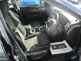 2016 Nissan X-Trail T32 TS (FWD) Blue Continuous Variable Wagon