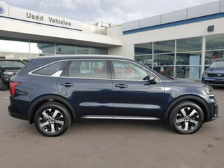 2020 Kia Sorento MQ4 MY21 Sport AWD Blue 8 Speed Sports Automatic Dual Clutch Wagon