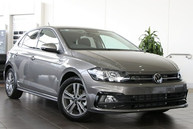 New Volkswagen Polo AW MY21 85TSI DSG Comfortline Brookvale, 2021 Volkswagen Polo AW MY21 85TSI DSG Comfortline Limestone Grey 7 Speed