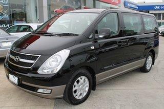 2015 Hyundai iMAX TQ-W MY15 Black/Grey 4 Speed Automatic Wagon.