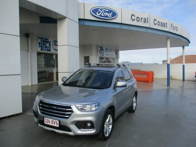 Used Haval H2 MY18 Lux (4x2) Bundaberg, 2019 Haval H2 MY18 Lux (4x2) Silver 6 Speed Automatic Wagon
