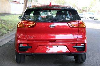 2021 Kia Niro DE 21MY EV 2WD S Runway Red 1 Speed Reduction Gear Wagon