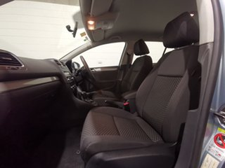 2011 Volkswagen Golf VI MY12 77TSI DSG Blue 7 Speed Sports Automatic Dual Clutch Hatchback.