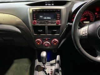 2007 Subaru Impreza G3 MY08 RX AWD White 4 Speed Sports Automatic Hatchback