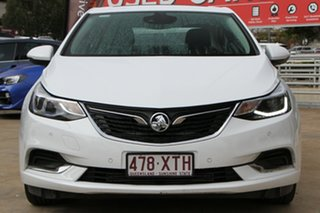 2017 Holden Astra BL MY17 LTZ White 6 Speed Sports Automatic Sedan.