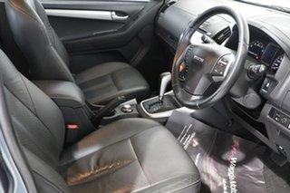 2015 Isuzu D-MAX MY15 LS-Terrain Crew Cab Grey 5 Speed Sports Automatic Utility