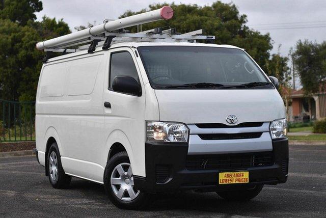 Used Toyota HiAce KDH201R LWB Enfield, 2016 Toyota HiAce KDH201R LWB White 4 Speed Automatic Van