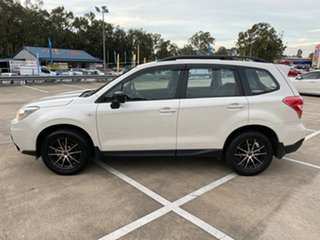 2014 Subaru Forester MY14 2.5I White Continuous Variable Wagon