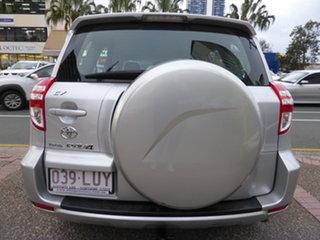 2009 Toyota RAV4 ACA33R CV (4x4) Silver 5 Speed Manual Wagon