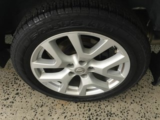 2012 Nissan X-Trail T31 Series 5 TI (4x4) White 6 Speed CVT Auto Sequential Wagon