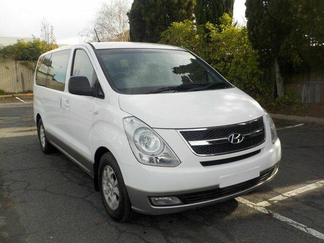 Used Hyundai iMAX TQ MY11 Newtown, 2012 Hyundai iMAX TQ MY11 White 5 Speed Automatic Wagon