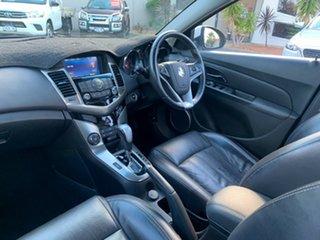 2014 Holden Cruze JH Series II MY14 CDX White 6 Speed Sports Automatic Sedan