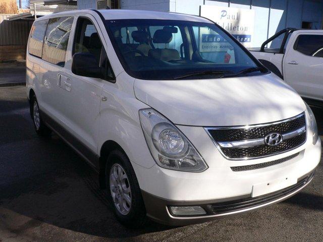 Used Hyundai iMAX TQ-W MY15 St Marys, 2015 Hyundai iMAX TQ-W MY15 White 4 Speed Automatic Wagon