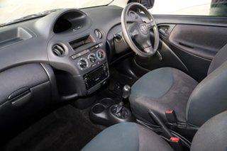 2004 Toyota Echo NCP10R MY03 Blue 5 Speed Manual Hatchback