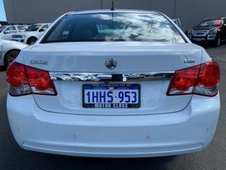 2014 Holden Cruze JH Series II MY14 CDX White 6 Speed Sports Automatic Sedan.