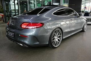 2016 Mercedes-Benz C-Class C205 C300 7G-Tronic + Grey 7 Speed Sports Automatic Coupe