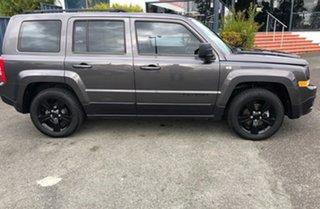 2014 Jeep Patriot MK MY15 Sport 4x2 Grey/charcoal C 6 Speed Sports Automatic Wagon.