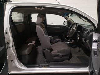 2014 Holden Colorado RG MY14 LX Space Cab Summit White 6 Speed Manual Cab Chassis