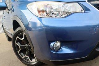 2012 Subaru XV MY13 2.0I Blue Continuous Variable Wagon.