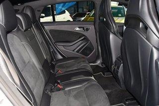2019 Mercedes-Benz CLA-Class X117 809MY CLA45 AMG Shooting Brake SPEEDSHIFT DCT 4MATIC White 7 Speed