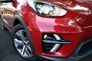 2021 Kia Niro DE 21MY EV 2WD S Runway Red 1 Speed Reduction Gear Wagon.