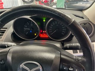2011 Mazda 3 BL 10 Upgrade Maxx White Sedan