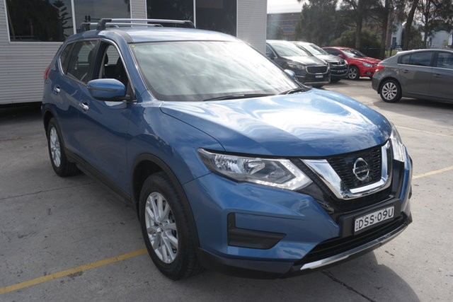Used Nissan X-Trail T32 Series II ST X-tronic 2WD Maryville, 2017 Nissan X-Trail T32 Series II ST X-tronic 2WD Blue 7 Speed Constant Variable Wagon