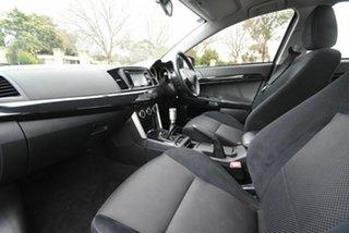 2017 Mitsubishi Lancer CF MY17 ES Sport Grey 5 Speed Manual Sedan