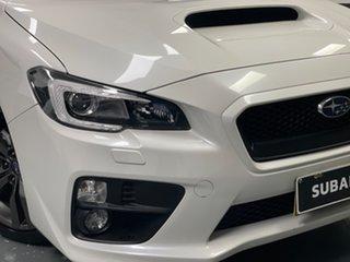 2016 Subaru WRX V1 MY17 Premium Lineartronic AWD White 8 Speed Constant Variable Sedan.