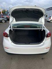 2014 Mazda 3 BM5238 SP25 SKYACTIV-Drive Snowflake White 6 Speed Sports Automatic Sedan