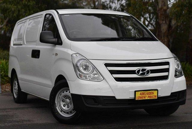 Used Hyundai iLOAD TQ3-V Series II MY16 Melrose Park, 2016 Hyundai iLOAD TQ3-V Series II MY16 White 5 Speed Automatic Van