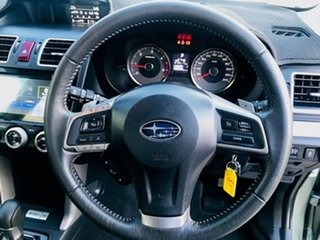 2015 Subaru Forester S4 MY15 2.0D-L CVT AWD Green 7 Speed Constant Variable Wagon
