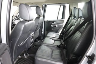 2009 Land Rover Discovery 4 MY10 2.7 TDV6 Silver 6 Speed Automatic Wagon