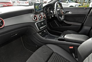 2017 Mercedes-Benz CLA-Class C117 808MY CLA200 DCT Black 7 Speed Sports Automatic Dual Clutch Coupe