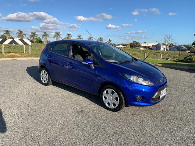 Used Ford Fiesta WT LX Wangara, 2012 Ford Fiesta WT LX 6 Speed Automatic Hatchback