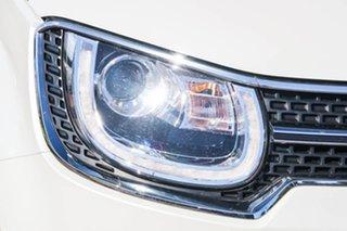 2018 Suzuki Ignis MF GLX White 1 Speed Constant Variable Hatchback