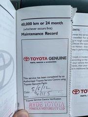 2007 Toyota Tarago ACR50R GLi Grey 4 Speed Sports Automatic Wagon