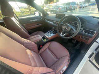 2021 Mazda CX-8 KG4W2A Asaki SKYACTIV-Drive i-ACTIV AWD 6 Speed Sports Automatic Wagon.