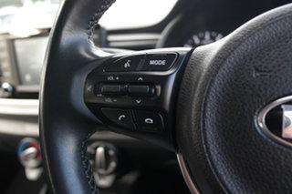 2017 Kia Rio YB MY18 AO Edition Black 4 Speed Sports Automatic Hatchback