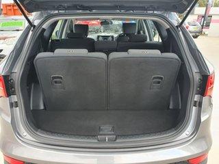 2012 Hyundai Santa Fe DM MY13 Active Silver, Chrome 6 Speed Sports Automatic Wagon