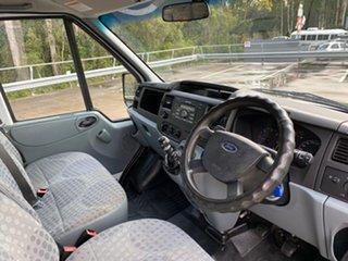 2010 Ford Transit VM MY08 Mid (MWB) White 6 Speed Manual Van