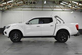 2019 Nissan Navara D23 S3 ST White 7 Speed Sports Automatic Utility