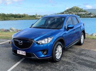 2012 Mazda CX-5 KE Maxx Automatic Wagon.