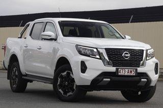 2021 Nissan Navara D23 MY21 ST-X Solid White 7 Speed Sports Automatic Utility.